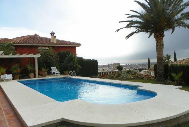 Pool Area of Spain, Málaga, Mijas, El Coto