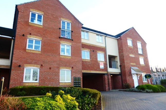Thumbnail Flat to rent in Hindley View, Rugeley