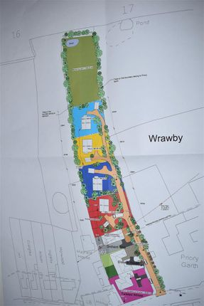 Land for sale in Brigg Road, Wrawby, Brigg