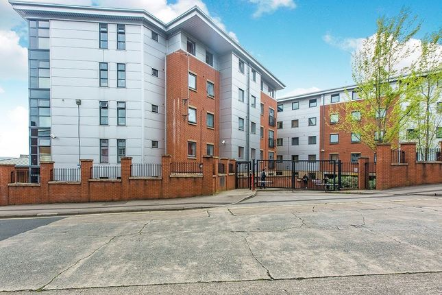 Thumbnail Flat for sale in Leighton Street, Preston