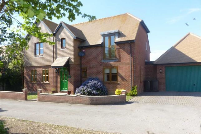 Thumbnail Detached house for sale in Cockles Lane, Weymouth, Dorset