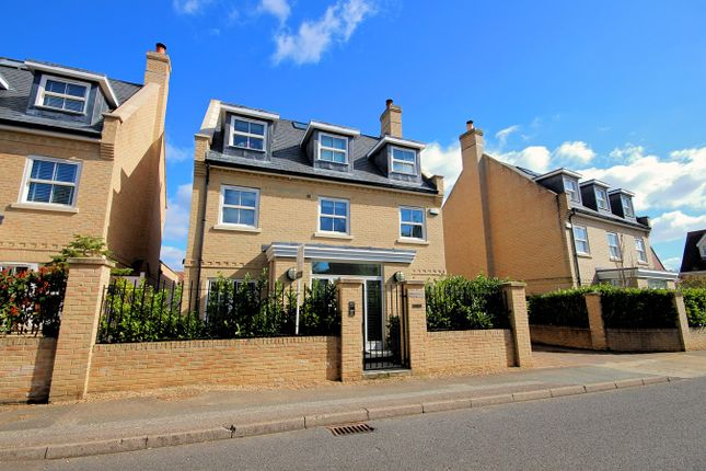 Thumbnail Detached house for sale in Queenborough Lane, Braintree