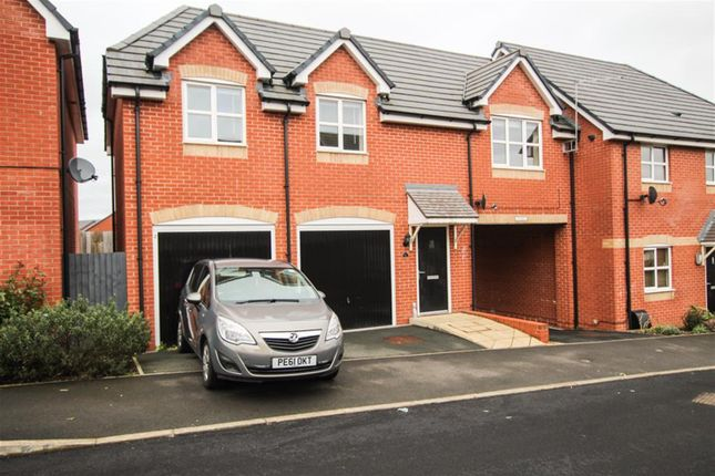 Thumbnail Property for sale in Fazeley Drive, Brindley Village, Sandyford, Stoke On Trent