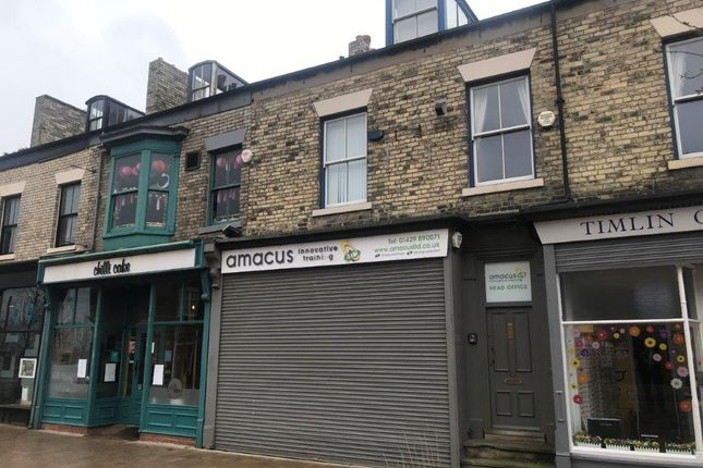 Thumbnail Office to let in 1st & 2nd Floors, 8 Upper Church Street, Hartlepool