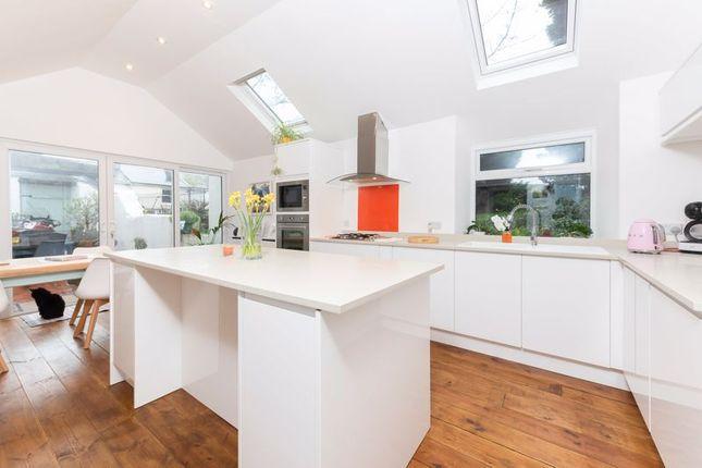 Kitchen of Rock Terrace, Heamoor, Penzance TR18