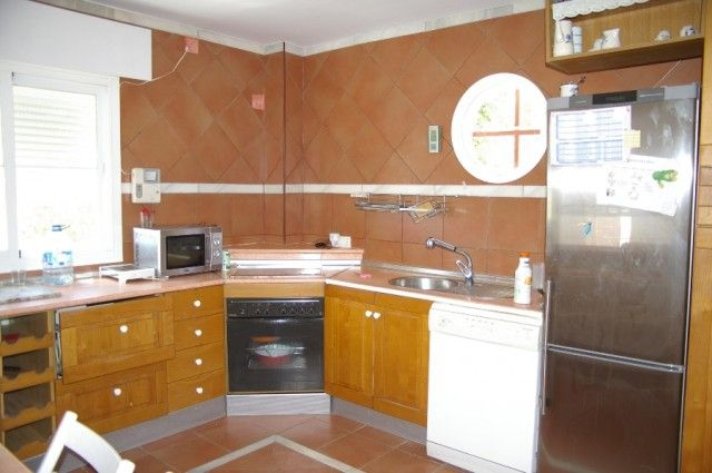 Main Kitchen of Spain, Málaga, Mijas, La Sierrezuela