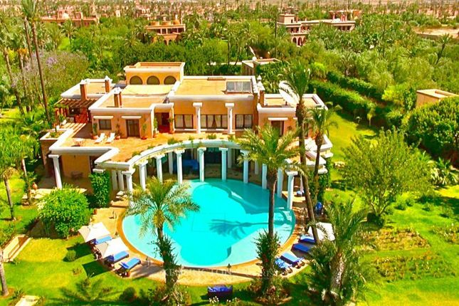 7 bed villa for sale in Marrakesh, 40035, Morocco