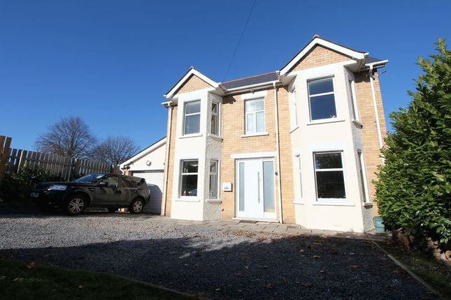 Thumbnail Detached house for sale in Barry Road, Barry
