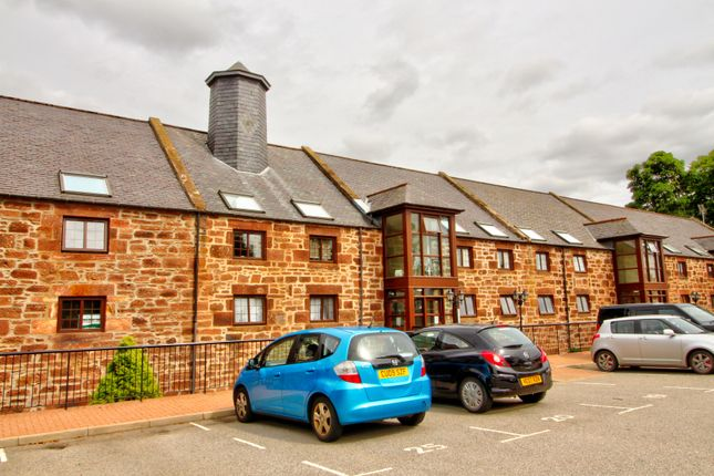 Thumbnail Flat for sale in Station Road, Turriff