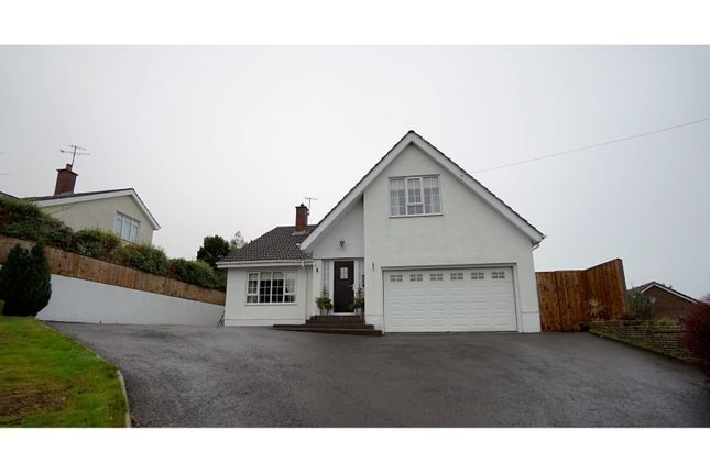 Thumbnail Detached house for sale in Moyne Road, Newtownards