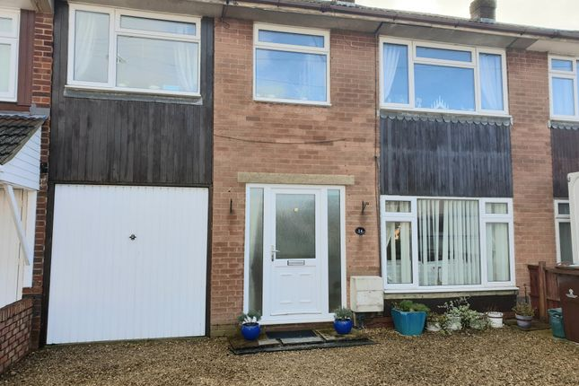 Thumbnail Terraced house for sale in Derwent Close, Brockworth, Gloucester