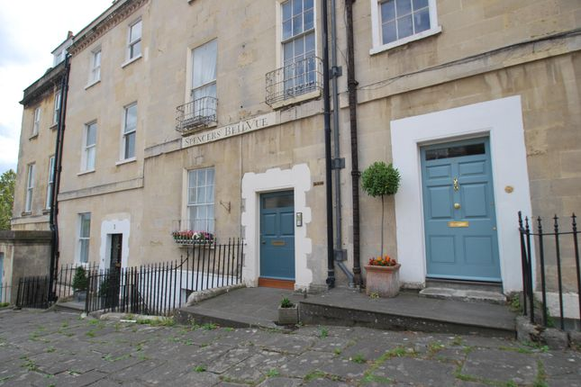 Thumbnail Property to rent in Spencers Belle Vue, Lansdown, Bath