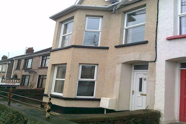 Thumbnail Semi-detached house to rent in Alexandra Road, Gorseinon, Swansea, West Glamorgan