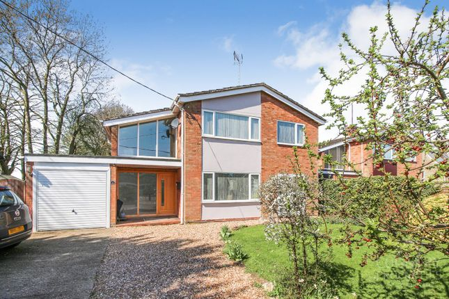 Thumbnail Detached house for sale in Sharnbrook Road, Souldrop, Bedford