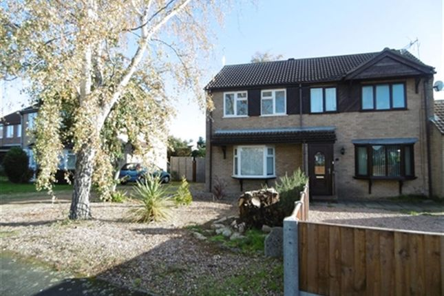 Thumbnail Property to rent in Roxholm Close, Ruskington, Sleaford