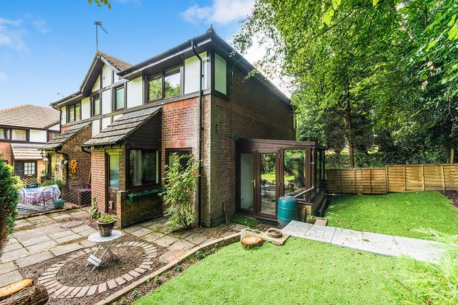 Thumbnail Semi-detached house for sale in Buller Close, Crowborough