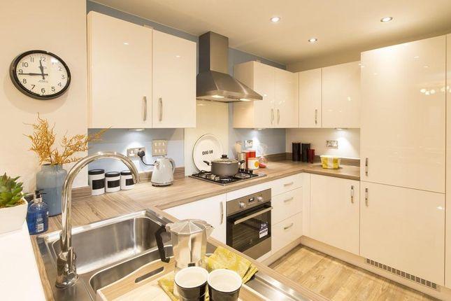 "Kitchen of ""Haversham"" at Rhodfa Cambo, Barry CF62"