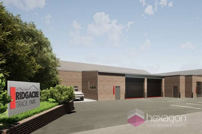 Thumbnail Light industrial to let in Ridgacre Trade Park, Church Lane, West Bromwich