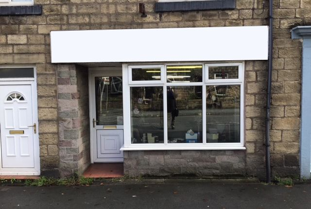Thumbnail Retail premises for sale in Bolton Road West, Ramsbottom