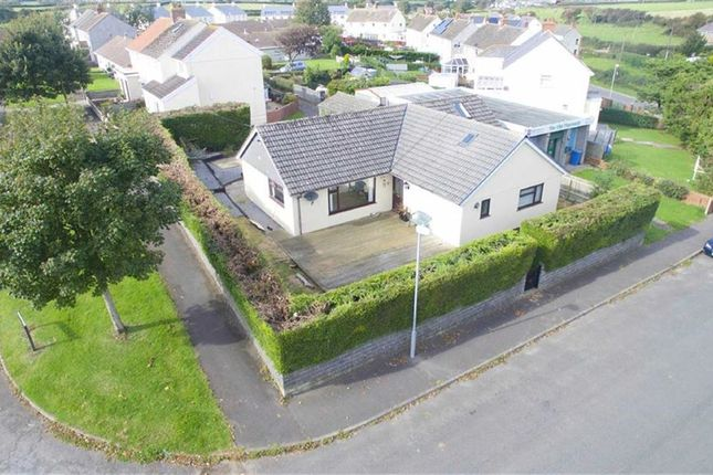Thumbnail Detached bungalow for sale in The Old Surgery, Scurlage, Swansea