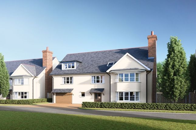 Thumbnail Detached house for sale in Westcroft Chigwell Village, Chigwell