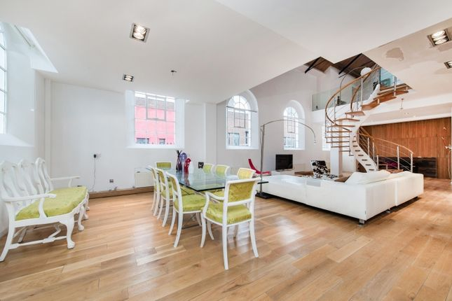 Thumbnail Property to rent in Lassell Street, London