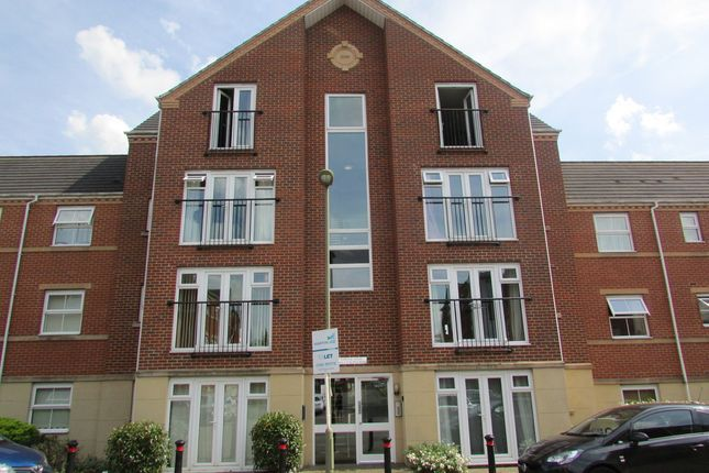 Thumbnail Flat to rent in Banbury