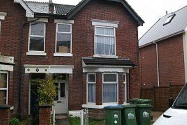 Thumbnail Detached house to rent in Belmont Road, Portswood, Southampton