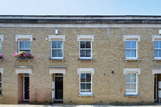 Thumbnail Terraced house to rent in Twine Terrace, Ropery Street, London