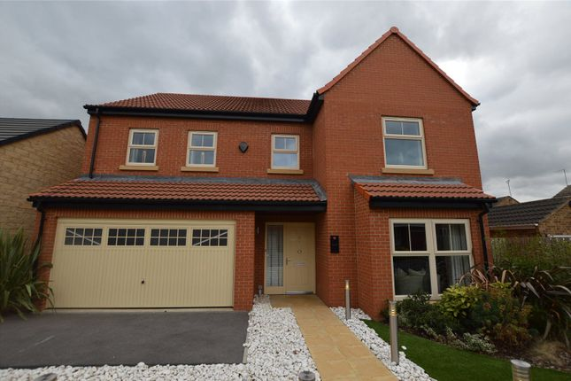 Thumbnail Detached house for sale in The Valencia, Panache, Sherburn In Elmet, Leeds