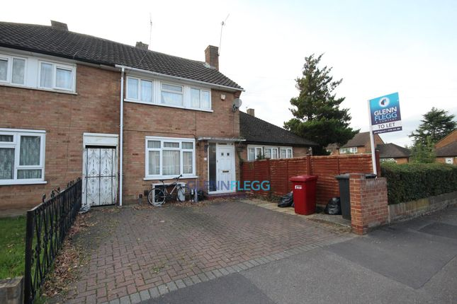 Thumbnail Semi-detached house to rent in Swabey Road, Langley, Slough