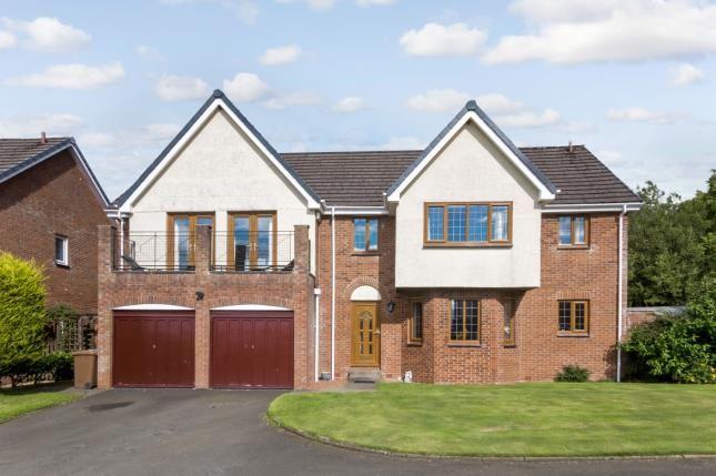 Thumbnail Detached house for sale in Caskie Drive, Skelmorlie, North Ayrshire