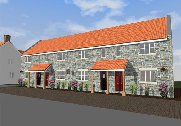 End terrace house for sale in Leigh Upon Mendip, Radstock, Somerset