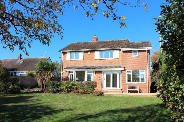 Thumbnail Detached house for sale in Russets, Bradford On Tone, Taunton