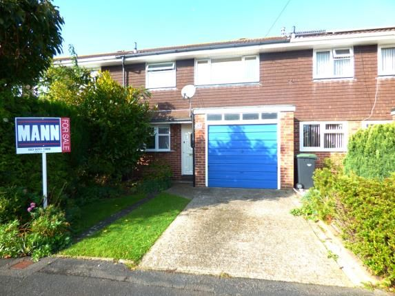 3 bed terraced house for sale in Fairwater Close, Gosport