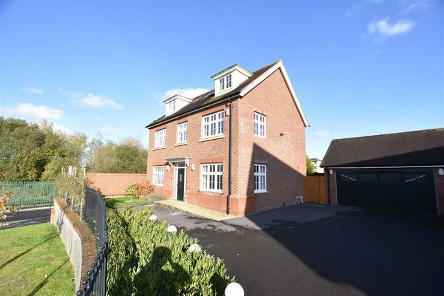 Thumbnail Detached house for sale in Barn Copsie, Cheswick Village, Bristol