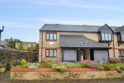 Thumbnail Flat for sale in Abyssinia Court, Barnstaple