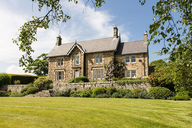 Thumbnail Detached house for sale in Shawwell House, Stagshaw Road, Corbridge, Northumberland