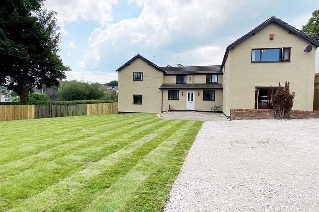 Thumbnail Detached house for sale in Halkyn Road, Flint, Flintshire