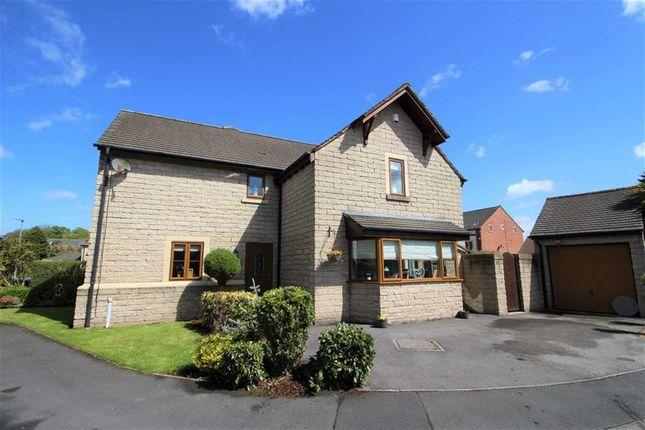 Thumbnail Semi-detached house for sale in Pendlebury Close, Longton, Preston