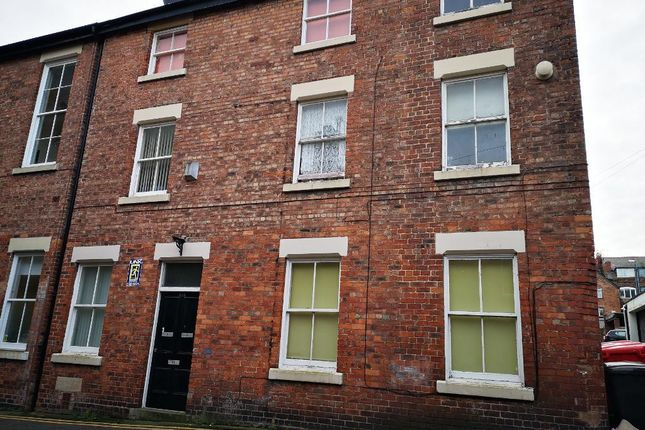 Thumbnail End terrace house for sale in Station Road, Colwyn Bay