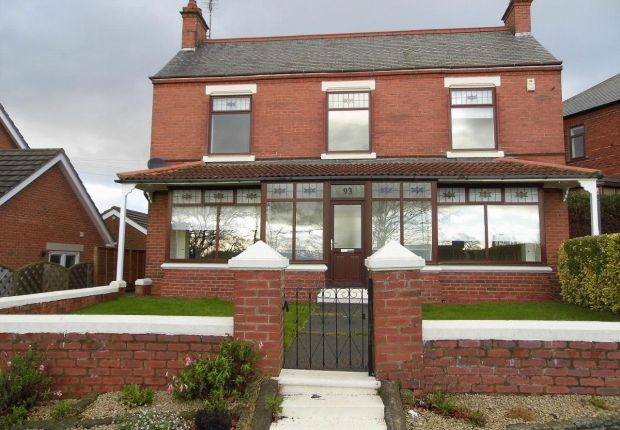 Thumbnail Detached house for sale in Durham Road, Bishop Auckland