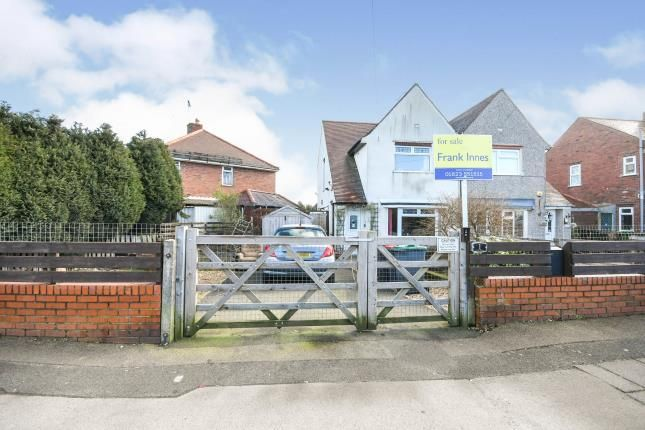 2 bed semi-detached house for sale in Clare Road, Sutton-In-Ashfield, Nottinghamshire NG17