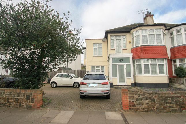 Thumbnail Semi-detached house for sale in The Ridgeway, Westcliff-On-Sea