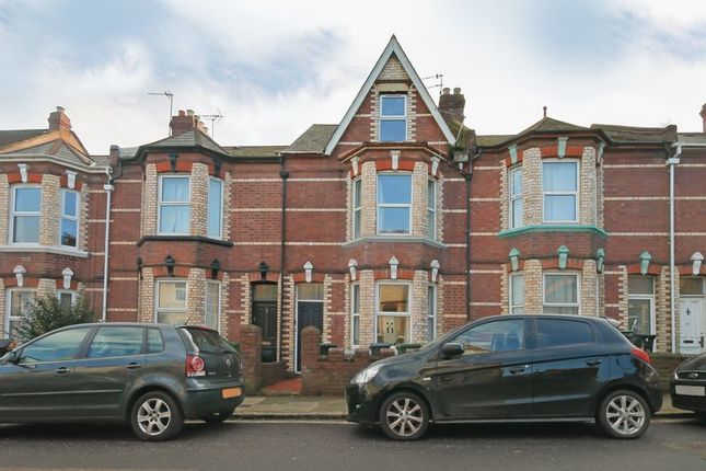 Thumbnail Terraced house for sale in Monks Road, Exeter
