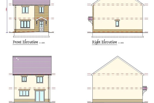 Thumbnail Detached house for sale in Land Adj Cae Llwyni, Sarnau, Llandysul