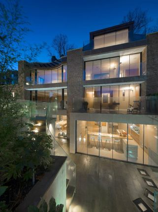 External of Cannon Lane, Hampstead Village NW3