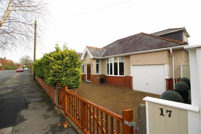 Thumbnail Detached house for sale in Queens Drive, Fulwood, Preston