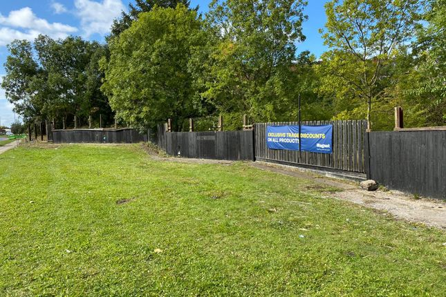 Thumbnail Land for sale in Rotherham, South Yorkshire