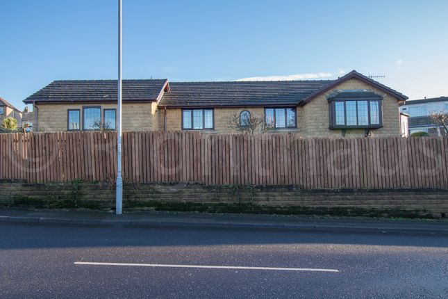 Thumbnail Detached bungalow for sale in Gayle Close, Wyke, Bradford